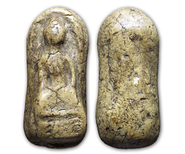 Pra Pim Pra Rod Kru Tap Khaw Ancient Amulet Find