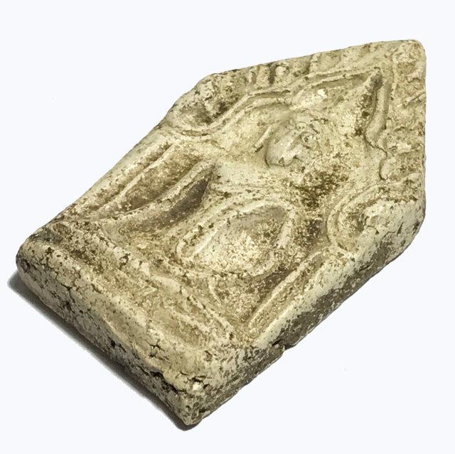Pra Khun Phaen Ancient Amulet Kru Tap Khaw