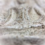 Close up Macro Image of the Features and Aspects of the Muan Sarn Clay