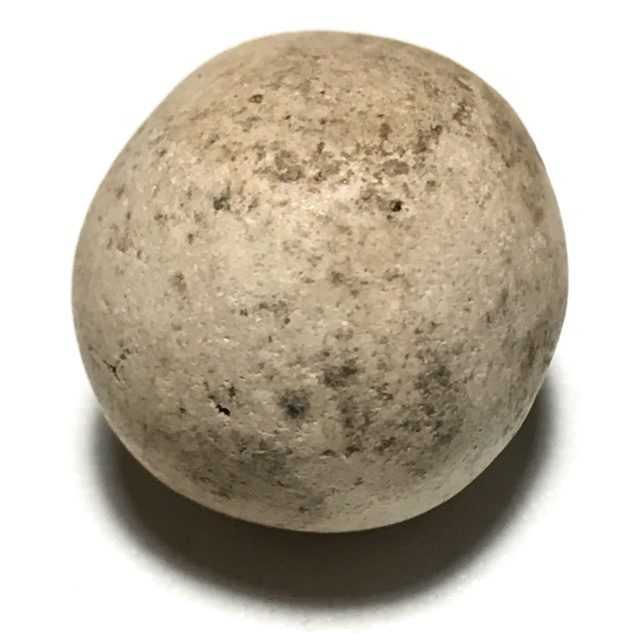 Look Om Maha Gab Sacred Powder Ball Amulet Luang Por Kong