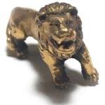 Singto Maha Lap Lucky Lion Amulet Ajarn Bua 2519 BE00007