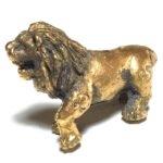 Singto Maha Lap Lucky Lion Amulet Ajarn Bua 2519 BE00012