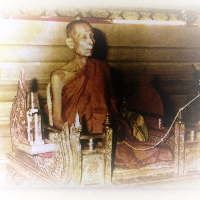 Luang Phu To of Wat Pradoo Chimplee, Empowering Amulets