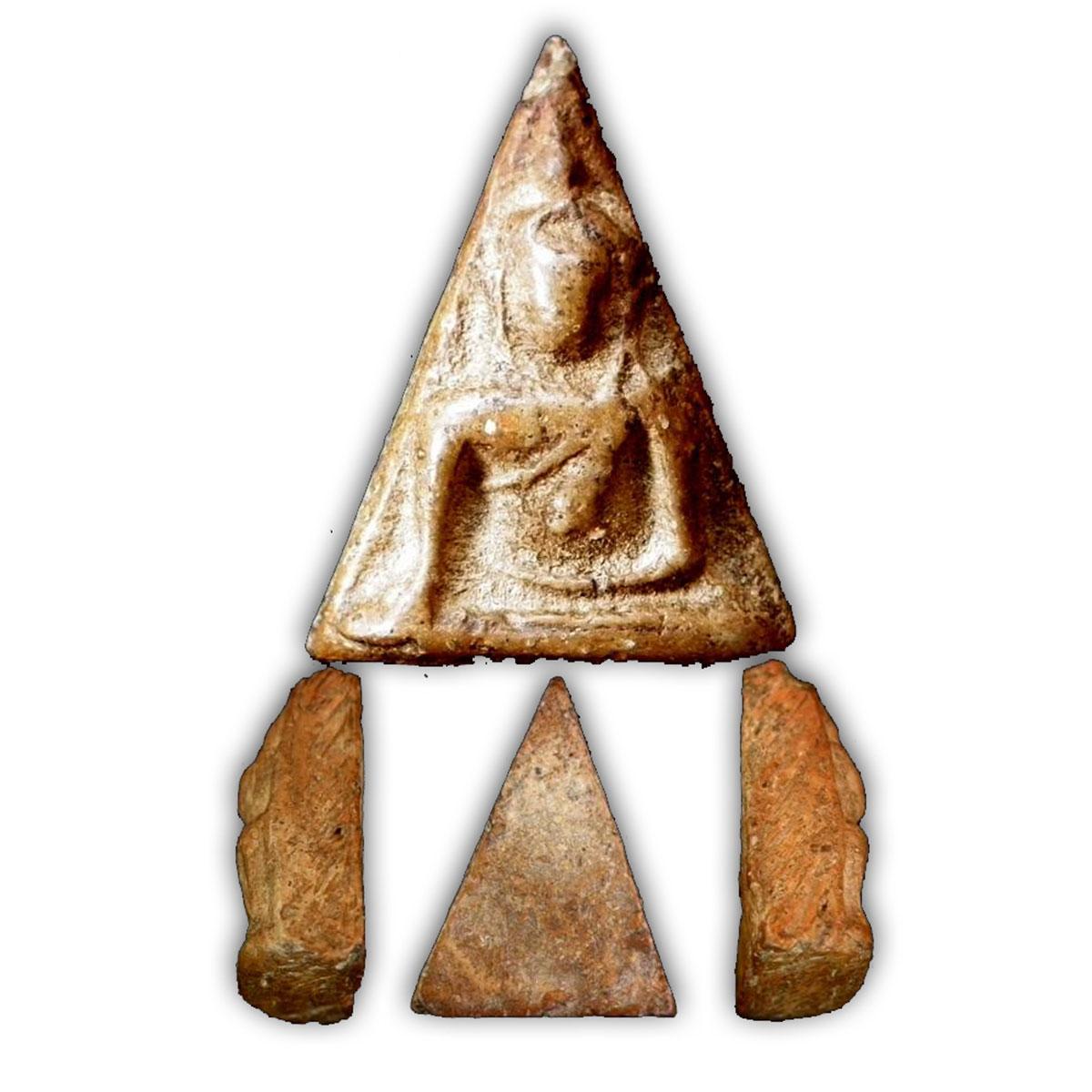 Pra Nang Paya Pitsanuloke Pim Sangkati Benjapakee Amulet