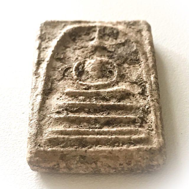 Pra Somdej Bang Khun Prohm Pim Sen Daay Kru Gao 3rd Prizewinner Ancient BenjapakeeAmulet (22)