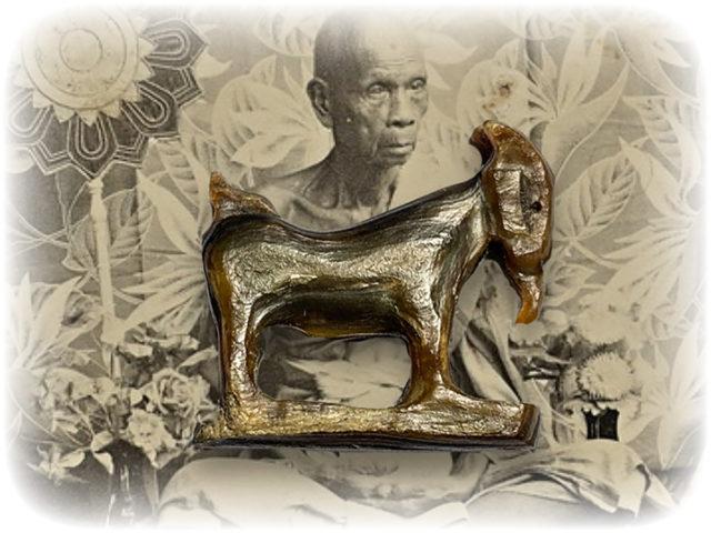 Lucky Goat Pae Maha Lap Luang Por Am