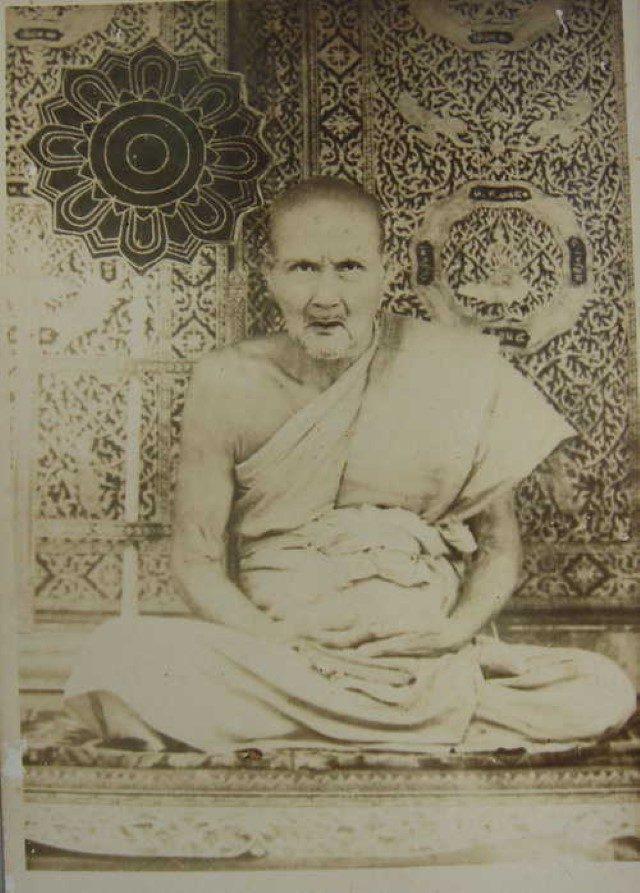 Luang Phu Phueak of Wat Ging Gaew