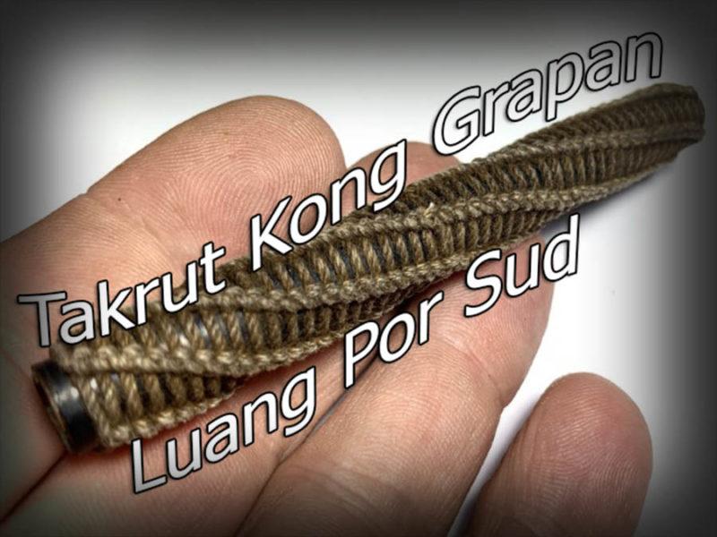 Takrut Thak Chueak Gliaw Diaw Luang Por Sud Wat Ga Long (12)